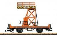 プラットフォーム 貨車  (回転式)